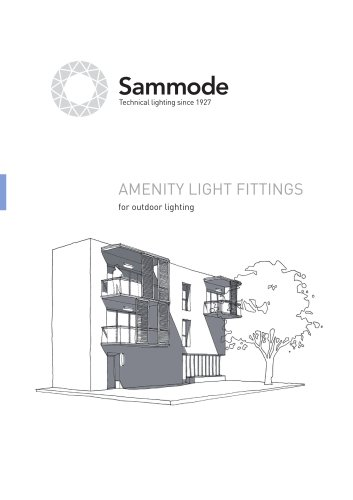 Amenity lighting