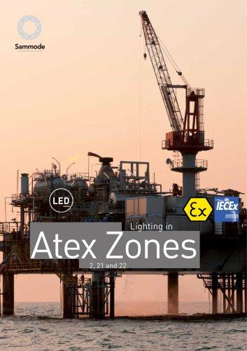 Lighting in ATEX zones LED