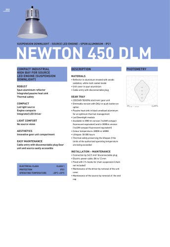 Newton 450 DLM