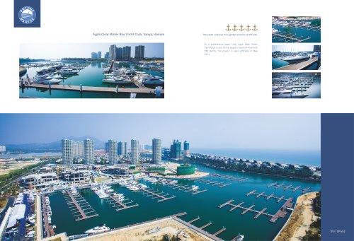 Agile Clear Water Bay Yacht Club, Sanya, Hainan