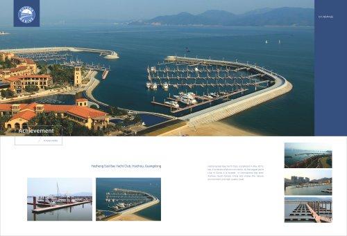Hezheng East Bay Yacht Club, Huizhou, Guangdong
