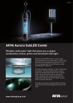 AKVA Aurora SubLED Combi