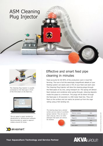 ASM Cleaning Plug Injector