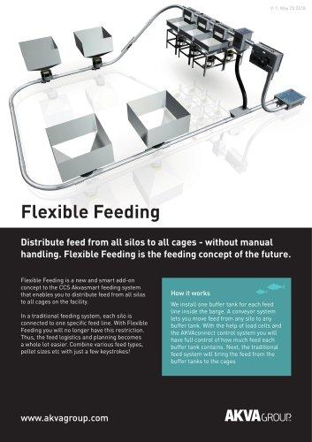 Flexible Feeding