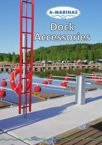 A Marinas Dock Accessories