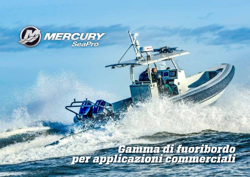 Mercury SeaPro 2019
