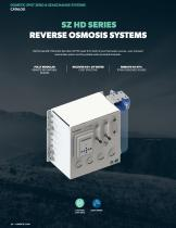 SZ HD Freshwater Purification Reverse Osmosis