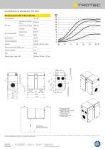 Deumidificatore ad adsorbimento TTR 2800 - 2