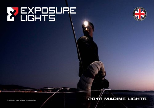 2018 MARINE LIGHTS