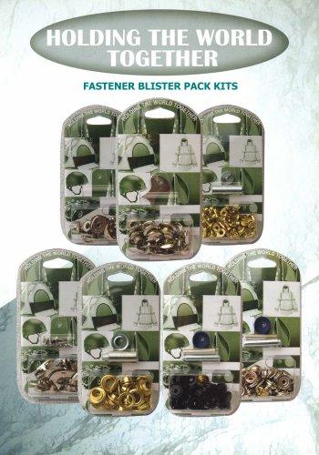 Fastener Blister Pack Kits