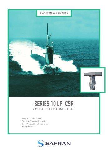 SERIES 10 LPI CSR