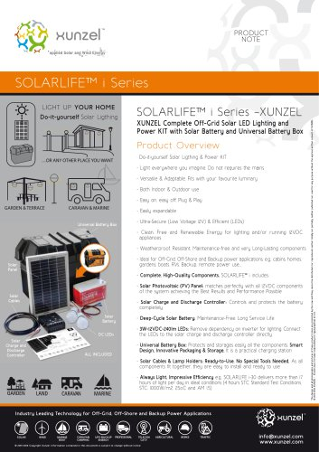 SOLARLIFE i Series
